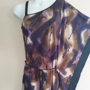 CLEARANCE! Asymetrical One Shoulder Top